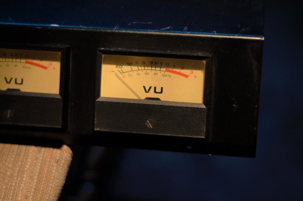 Vu Meter Wiring Over Output Gearslutz