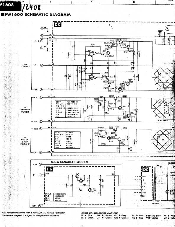 Yamaha Schematics | Wiring Diagram