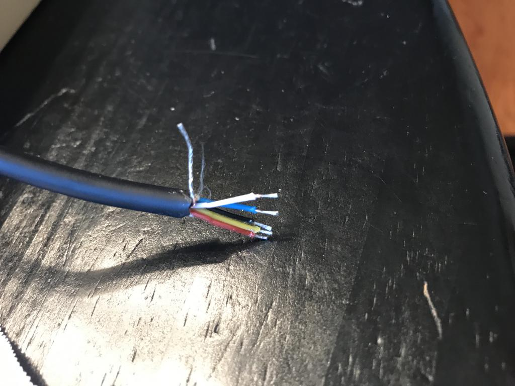 How To Wire A Cb Audio Microphone Cord For Vintage 4 Pin Female Radio Shack Mic Wiring