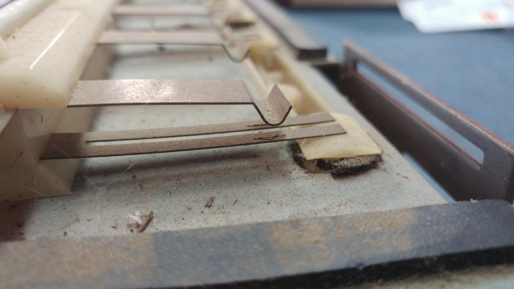 Organ footpedals to MIDI - Gearslutz