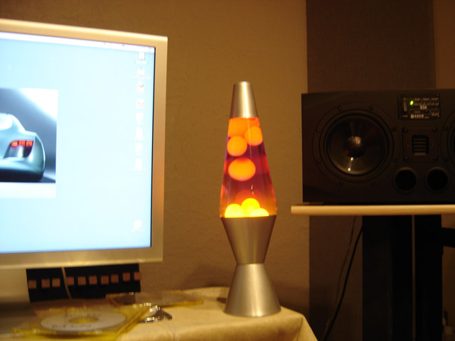 High End Lava Lamps In The Studio! Lavalamp