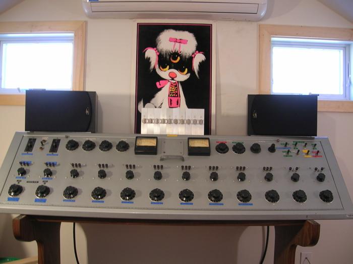 Valve Mixers Langevin Console Front Jpg