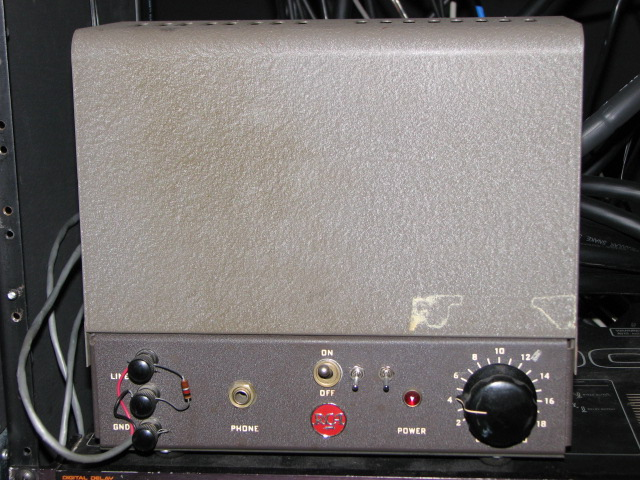 Any RCA tube preamps users here? - Gearslutz
