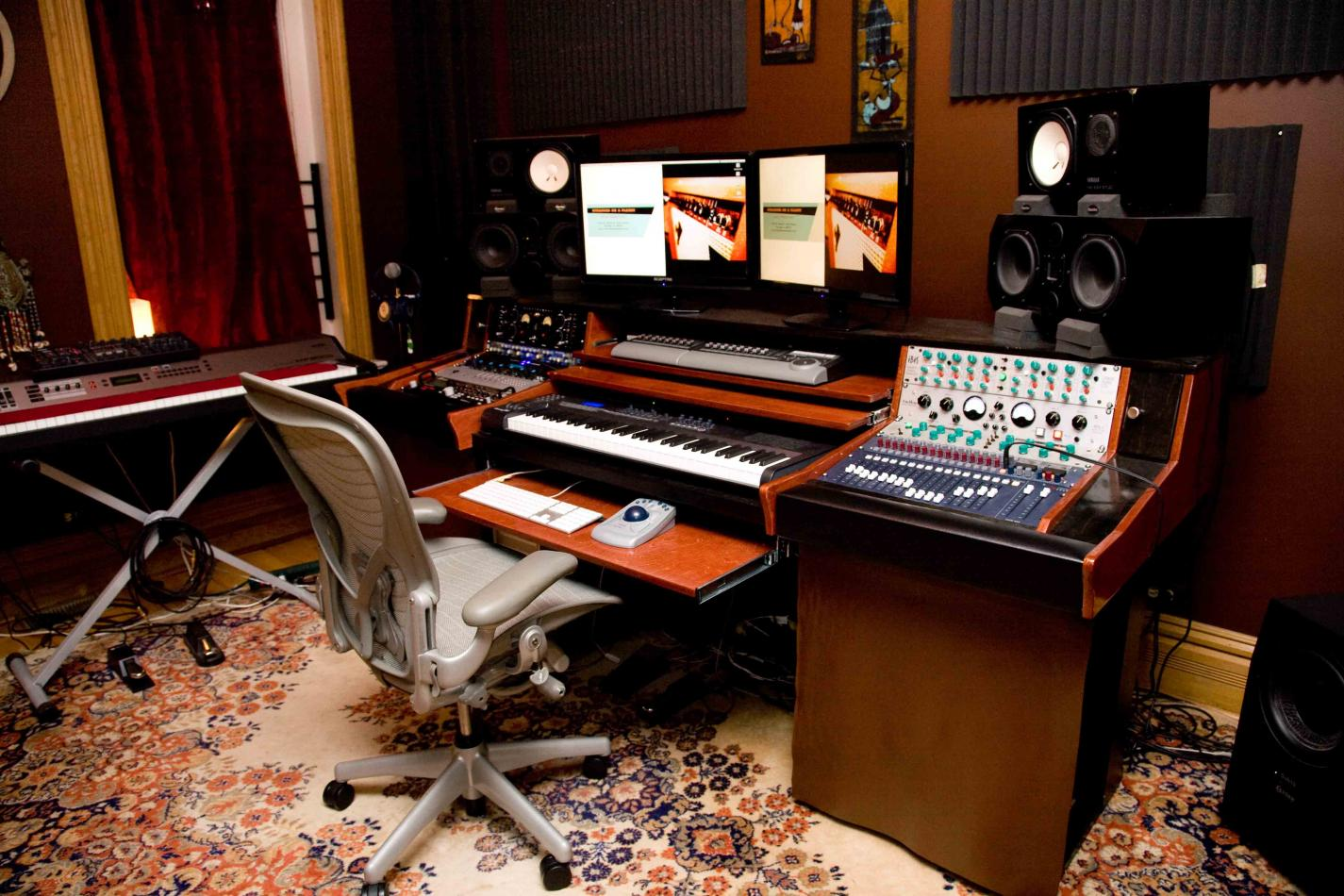 Post pics of your home studios! - Page 9 - Gearslutz Pro ...
