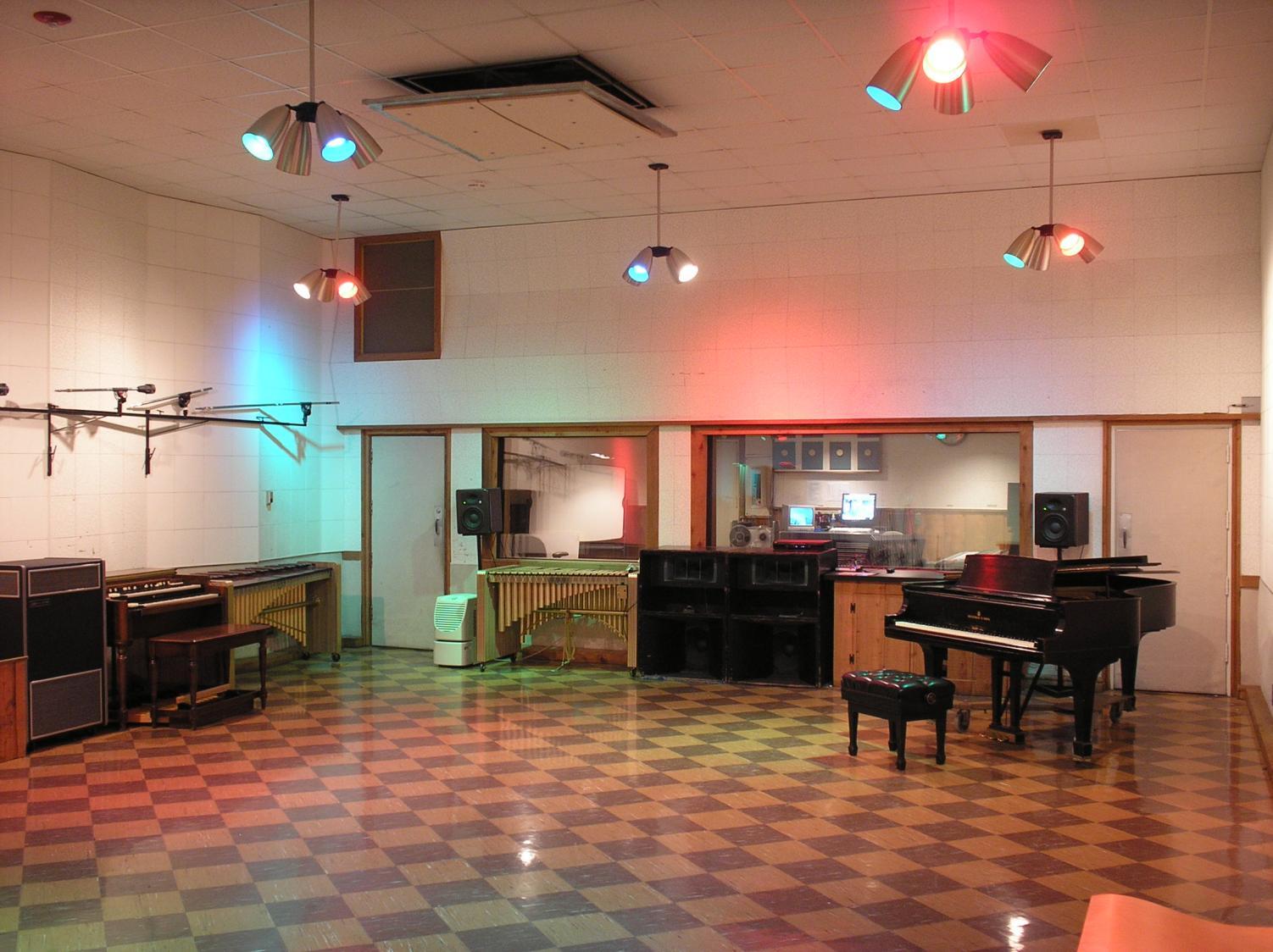 "RCA Victor Studios ""Studio B"" - Gearslutz Pro Audio Community"