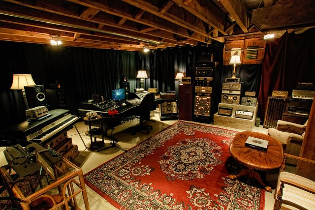 Post pics of your home studios page 11 gearslutz pro for Best flooring for recording studio