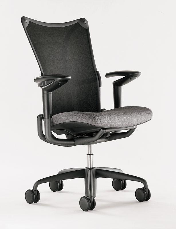 Herman Miller Aeron Chair Killer... Say Hello To Kimball SKYE !
