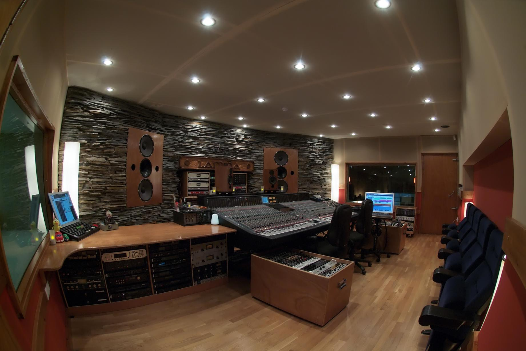 Professional Recording Studio Hd Viewing Gallery