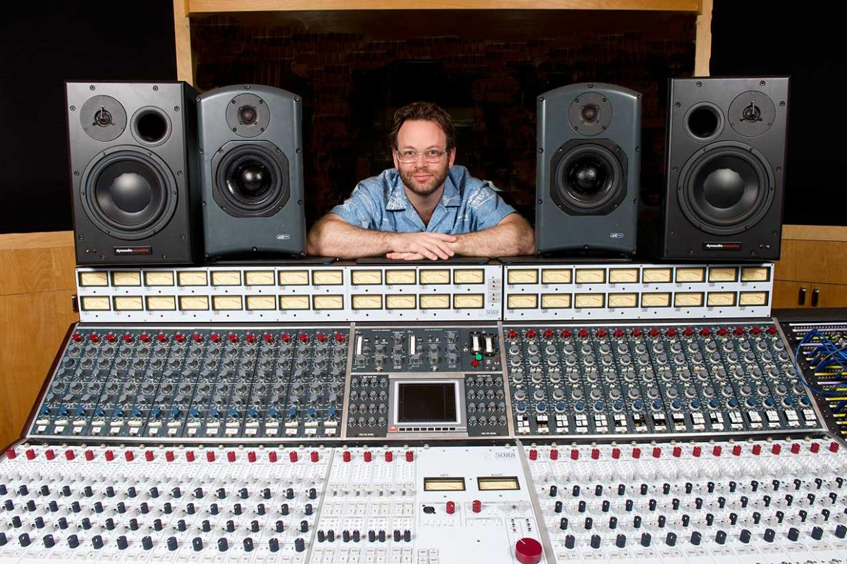 Rupert Neve Designs 5088 Mixing Console Page 18