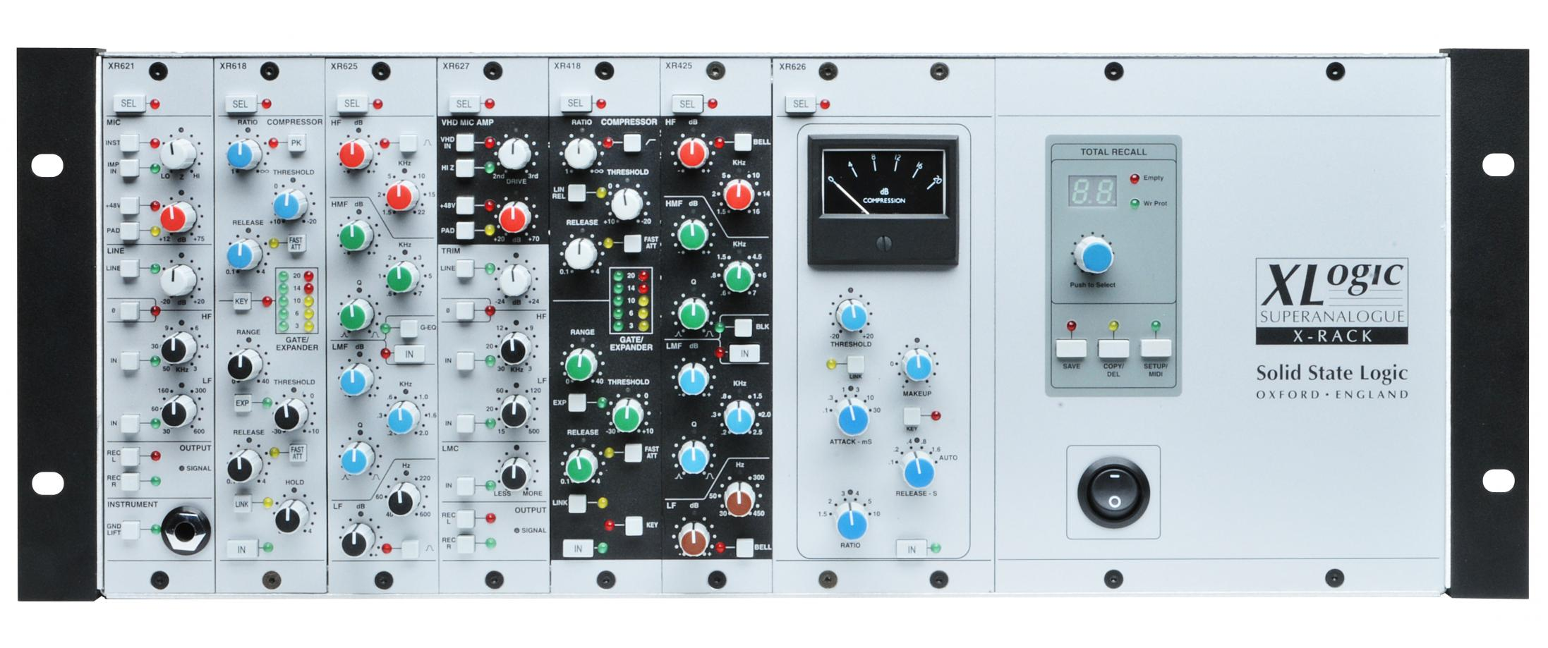 Stereo Eq Module For Ssl X Rack Page 2 Gearslutz Pro