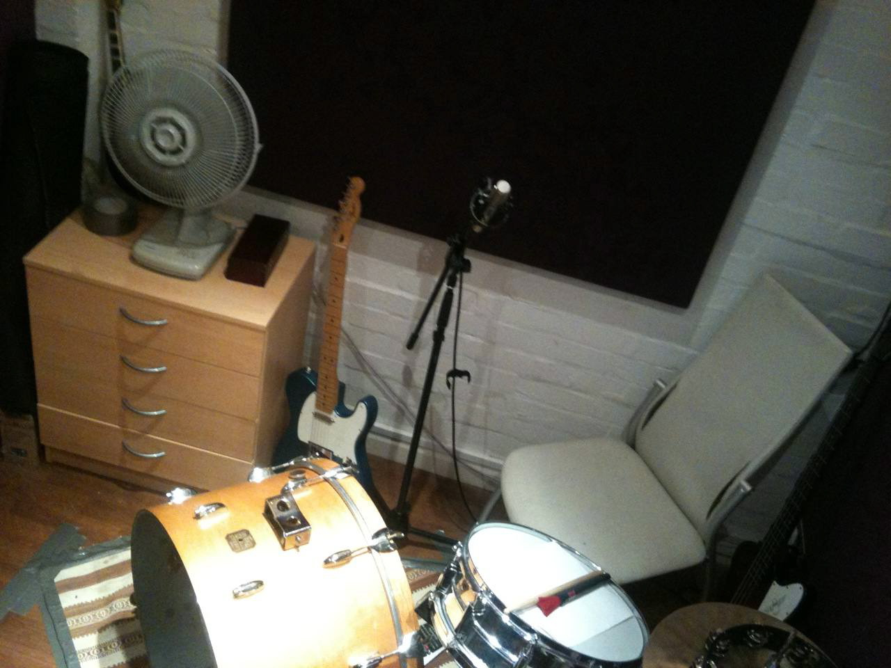 Pictures Of Mic'ed Up Drum Kits In The Studio - Page 68 - Gearslutz