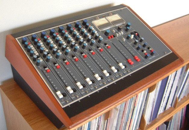 Neve 542 Mixer