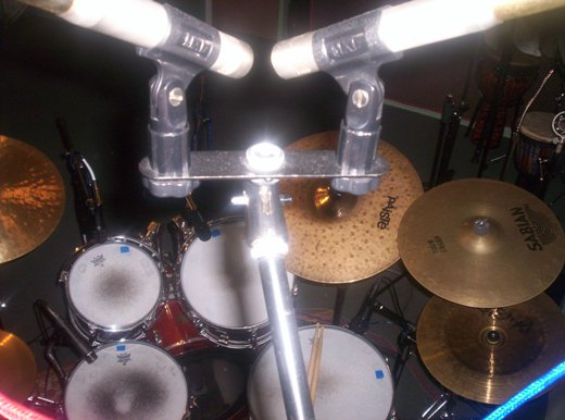 pictures of mic 39 ed up drum kits in the studio page 23 gearslutz. Black Bedroom Furniture Sets. Home Design Ideas