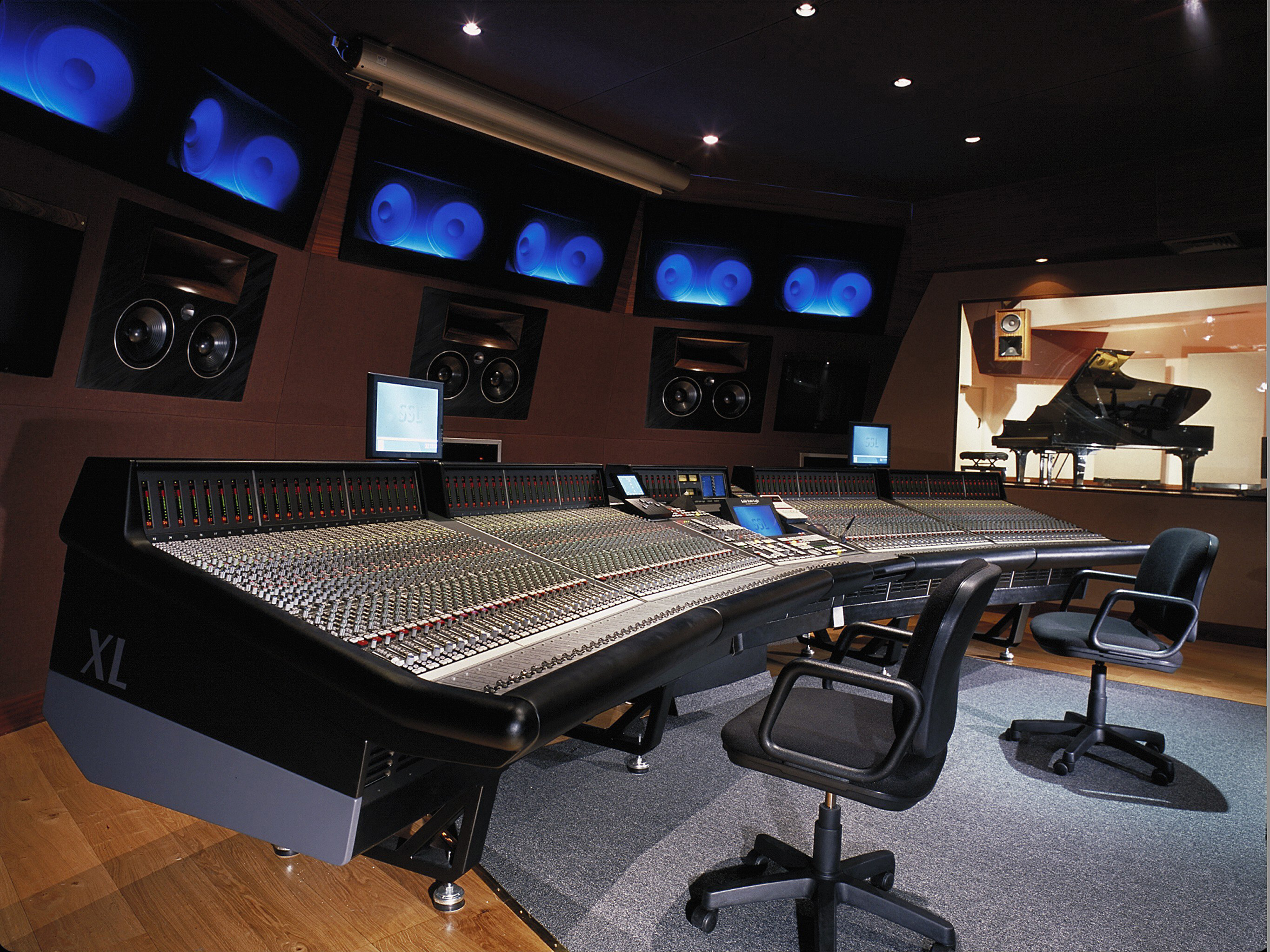 Where Is The Largest Ssl Console Page 2 Gearslutz Pro