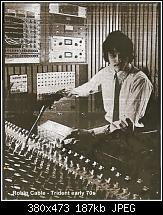 Photos of Trident Studios...........-robin-cable-st-desk-tri-early-70s.jpg