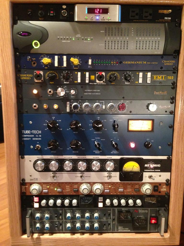 Display Your Rack ~ Show me your rack gearslutz pro audio community