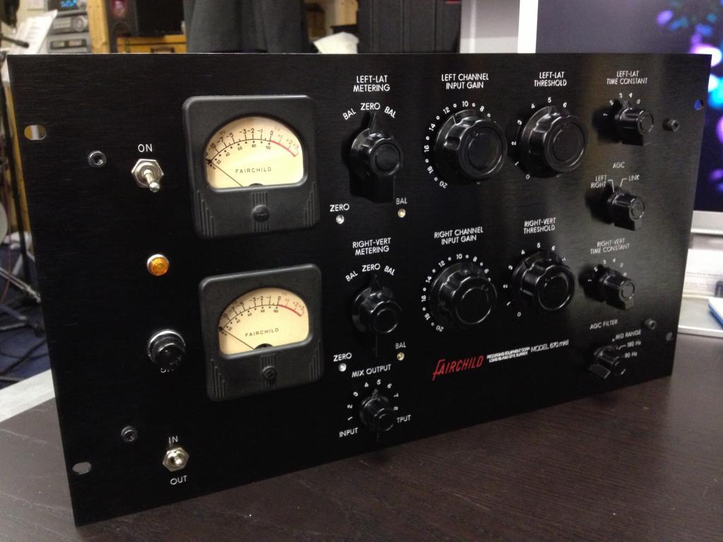 Fairchild 670 Reborn Gearslutz Com