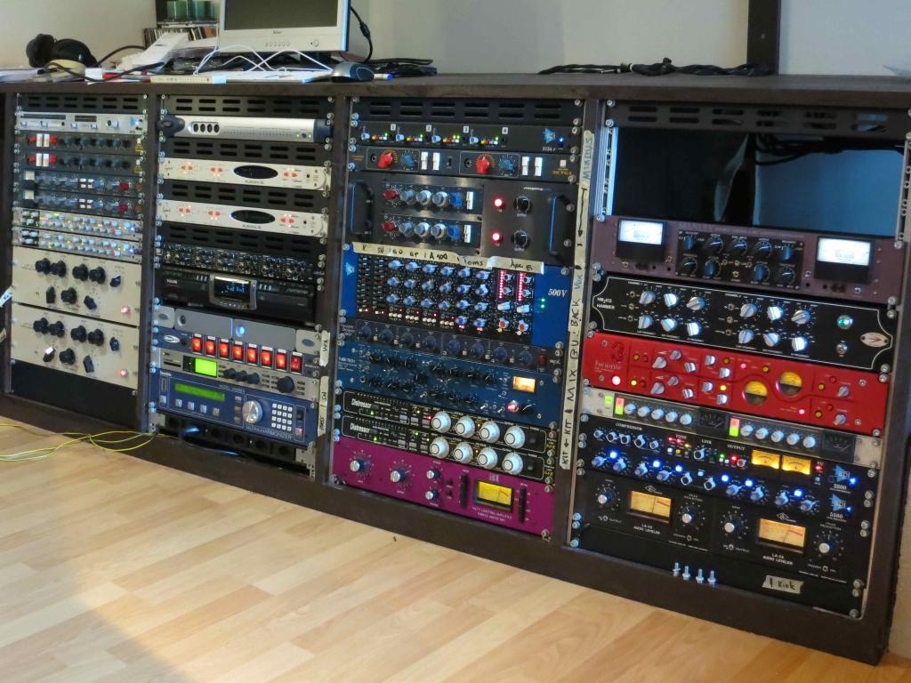 Display Your Rack ~ Show us your rack gearslutz pro audio community