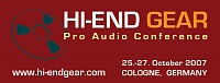 Hi-END GEAR Pro Audio Conference, Cologne, Germany, 2007-web_banner.jpg