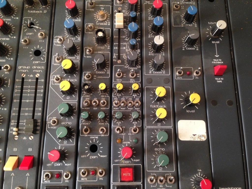 Old Midas Pr 001 Schematics Needed Gearslutz Electronic Instrument Service S L1600 85