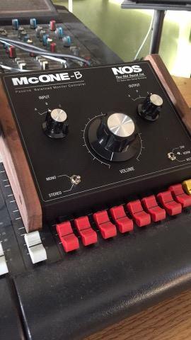 NOS MCONE won't work with NS010 quad 405 amp - Gearslutz