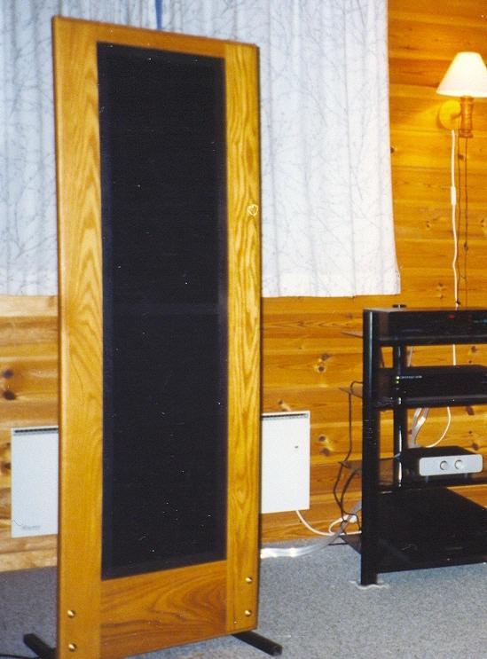 electrostatic speakers as monitors - Gearslutz