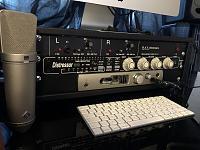 U87ai > DAV BG1 > Distressor > Prism Sound Lyra1. Is this preamp a weak link?-e99f5c16-a2fb-4679-af49-a41ebe0bf13f.jpg