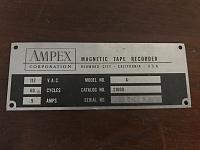 Help... Ampex console-a517e502-3a55-4124-9274-76e6ab64905e.jpg