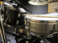 Pictures Of Mic'ed Up Drum Kits In The Studio-snare.jpg