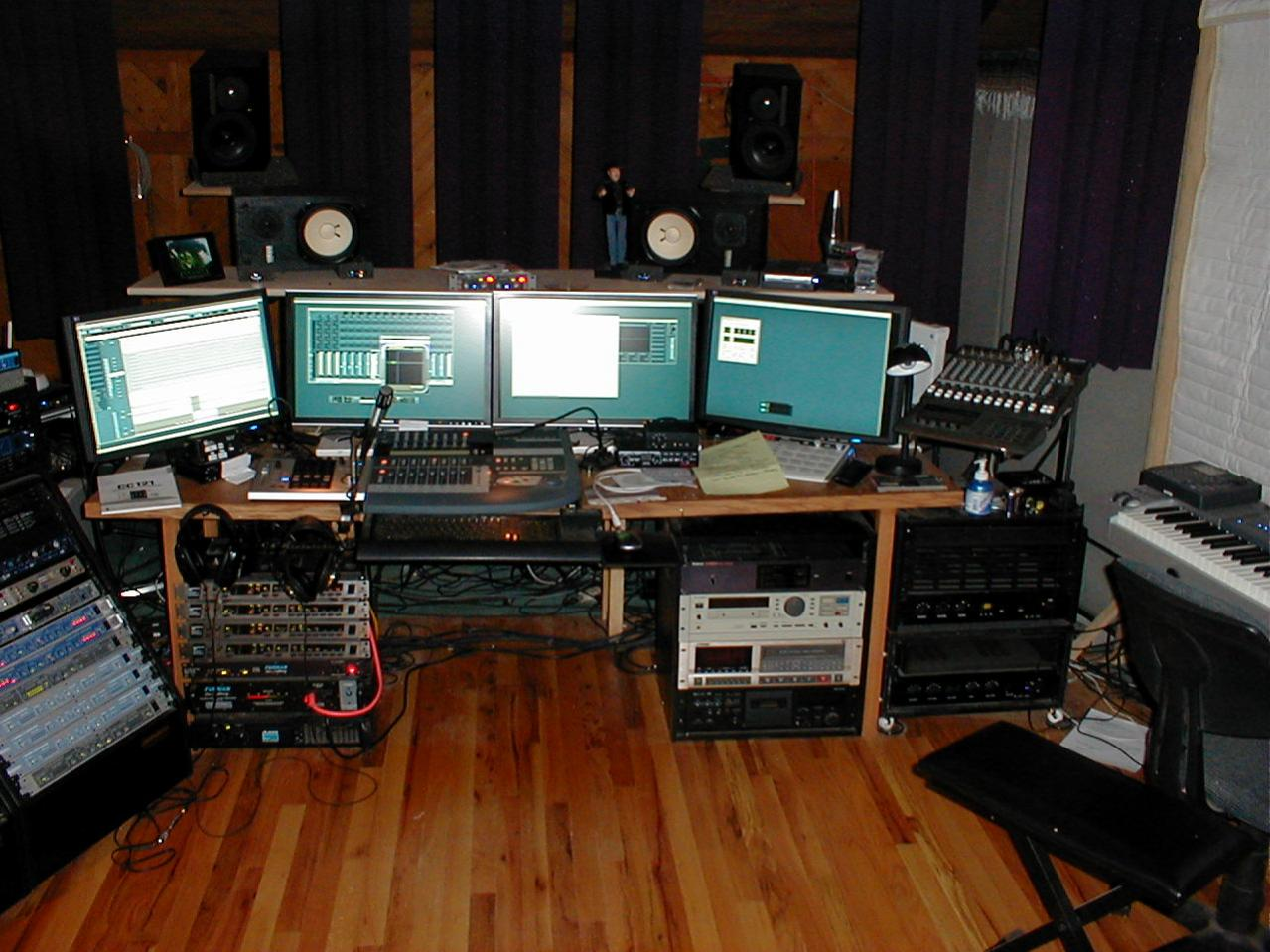 Studio Furniture Workstations And Mix Positions Pictures