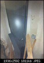 Our studios were completely destroyed by Sandy-storage-wall-damge-water-line.jpg