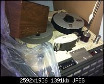 Our studios were completely destroyed by Sandy-tape-machine-micmix-reverb.jpg