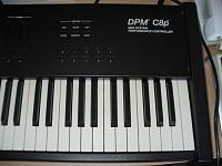 Peavey DPM C8p Midi Controller - Like New-peavey7.jpg