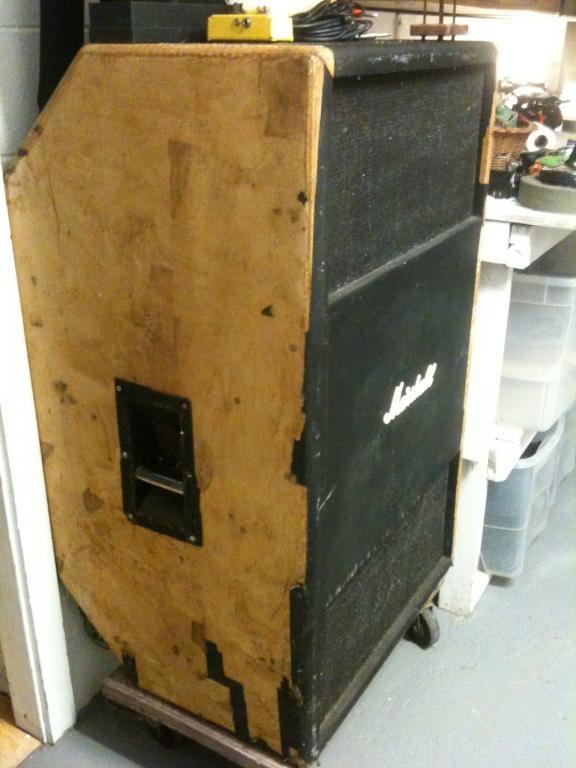 ... Need help with Marshall Bass cab ID-photo-2.jpg ... - Need Help With Marshall Bass Cab ID - Gearslutz Pro Audio Community