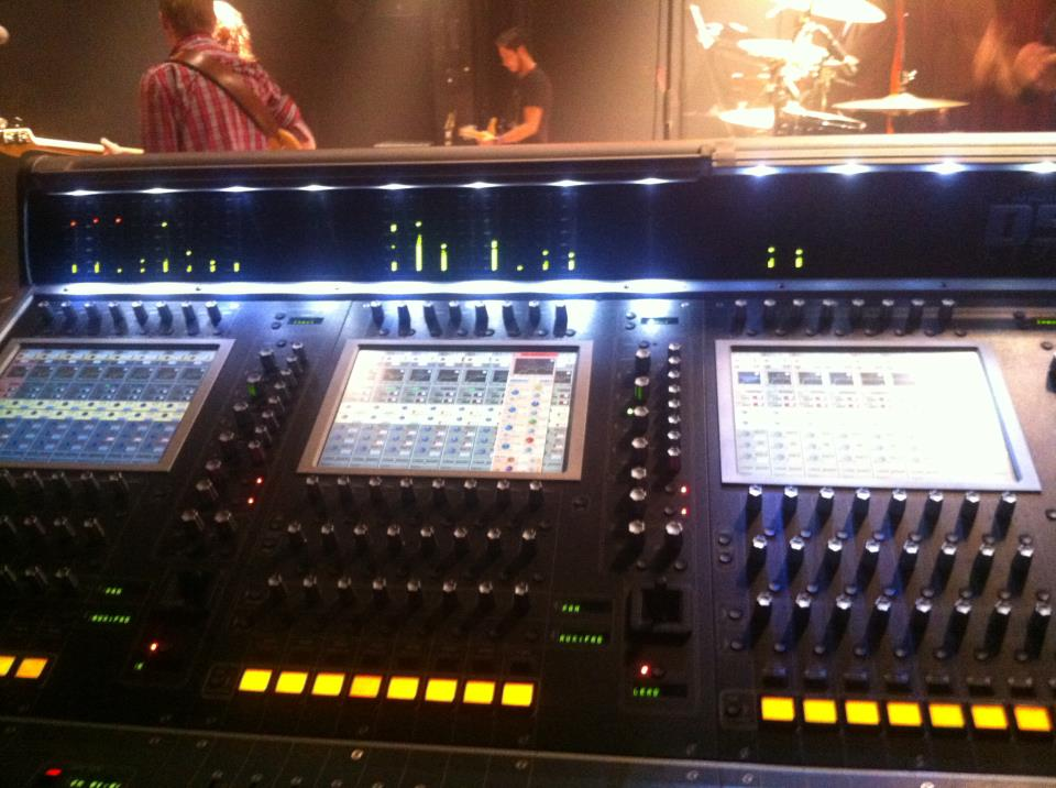 Post pics of your FOH or Monitors rig! - Page 5 - Gearslutz