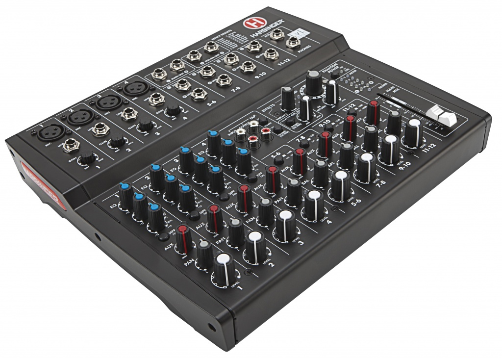 harbinger introduces new lvl series mixers gearslutz pro audio community. Black Bedroom Furniture Sets. Home Design Ideas