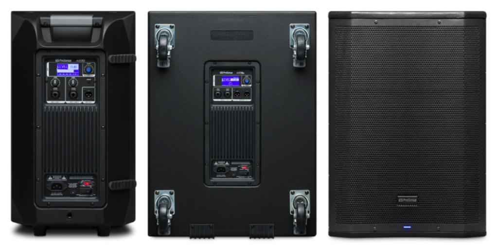 New Presonus Air active speakers - Gearslutz