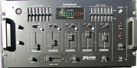 Mixer mono dual-EQ's??!? - Gearslutz