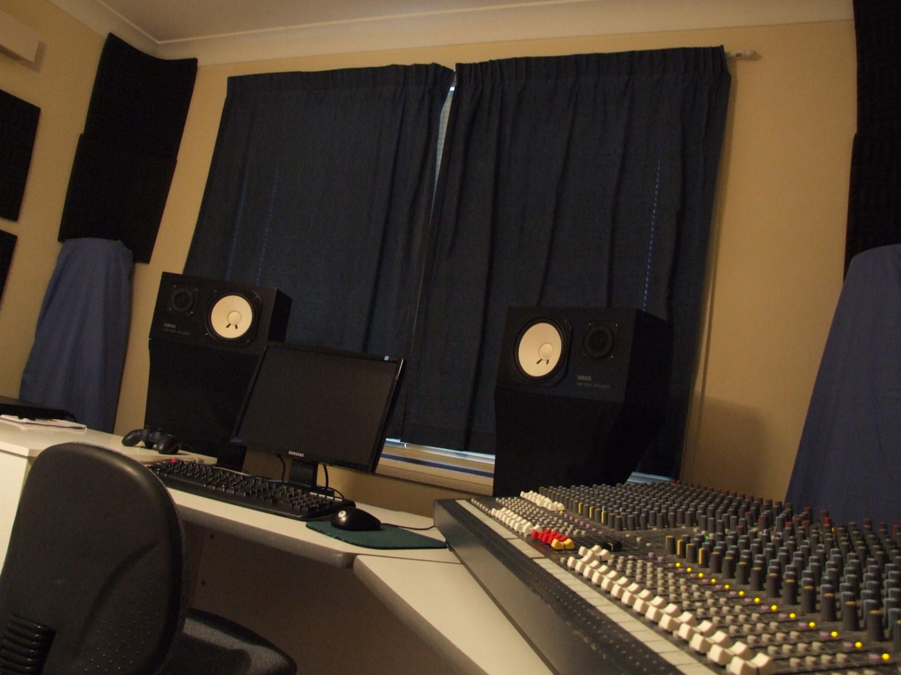 The Budget Home Studio As Good As Many Pro Studios