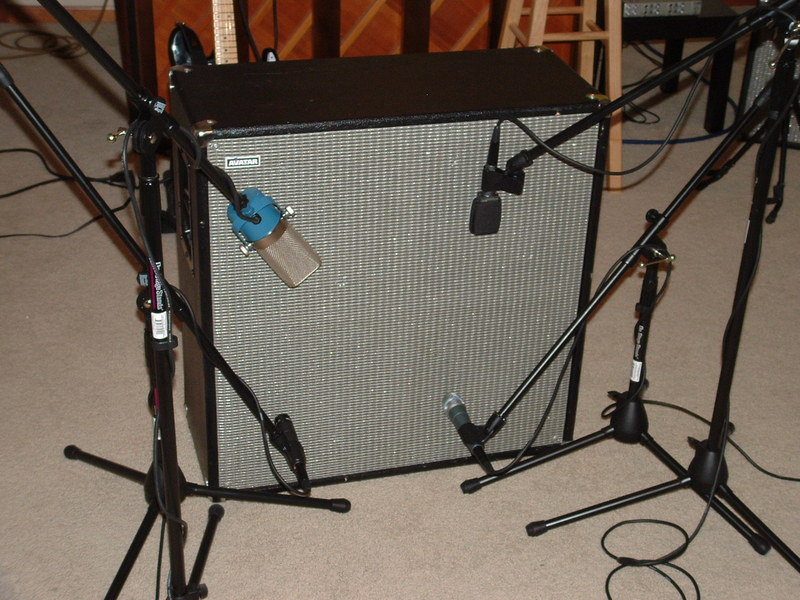 best mic combo for E Guitar Cab . - Gearslutz Pro Audio Community