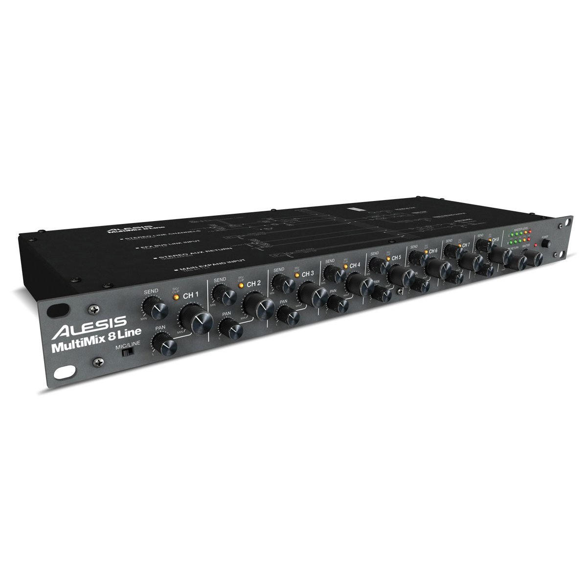 Rane SM-82 vs Alesis MULTIMIX 8 LINE - Gearslutz Pro Audio ...