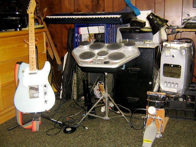 cheap electronic drum kit gearslutz pro audio community. Black Bedroom Furniture Sets. Home Design Ideas
