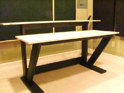 low cost 50 diy studio desk desk design gearslutz pro. Black Bedroom Furniture Sets. Home Design Ideas