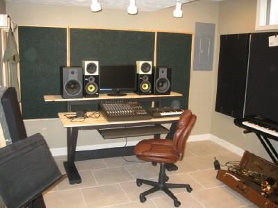 woodwork diy recording studio desk plans pdf plans. Black Bedroom Furniture Sets. Home Design Ideas