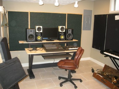 Woodwork Diy Recording Studio Desk Plans Pdf Plans