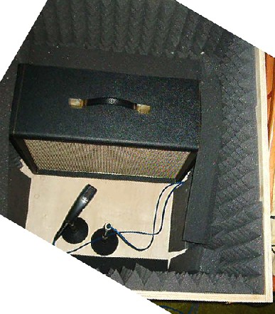 Guitar Cab Isolation Booth? - Gearslutz Pro Audio Community