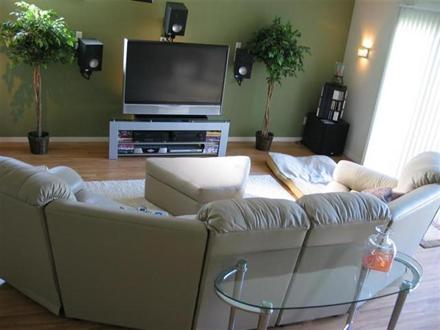 Using Studio Monitors as Home Theater Surround - Gearslutz