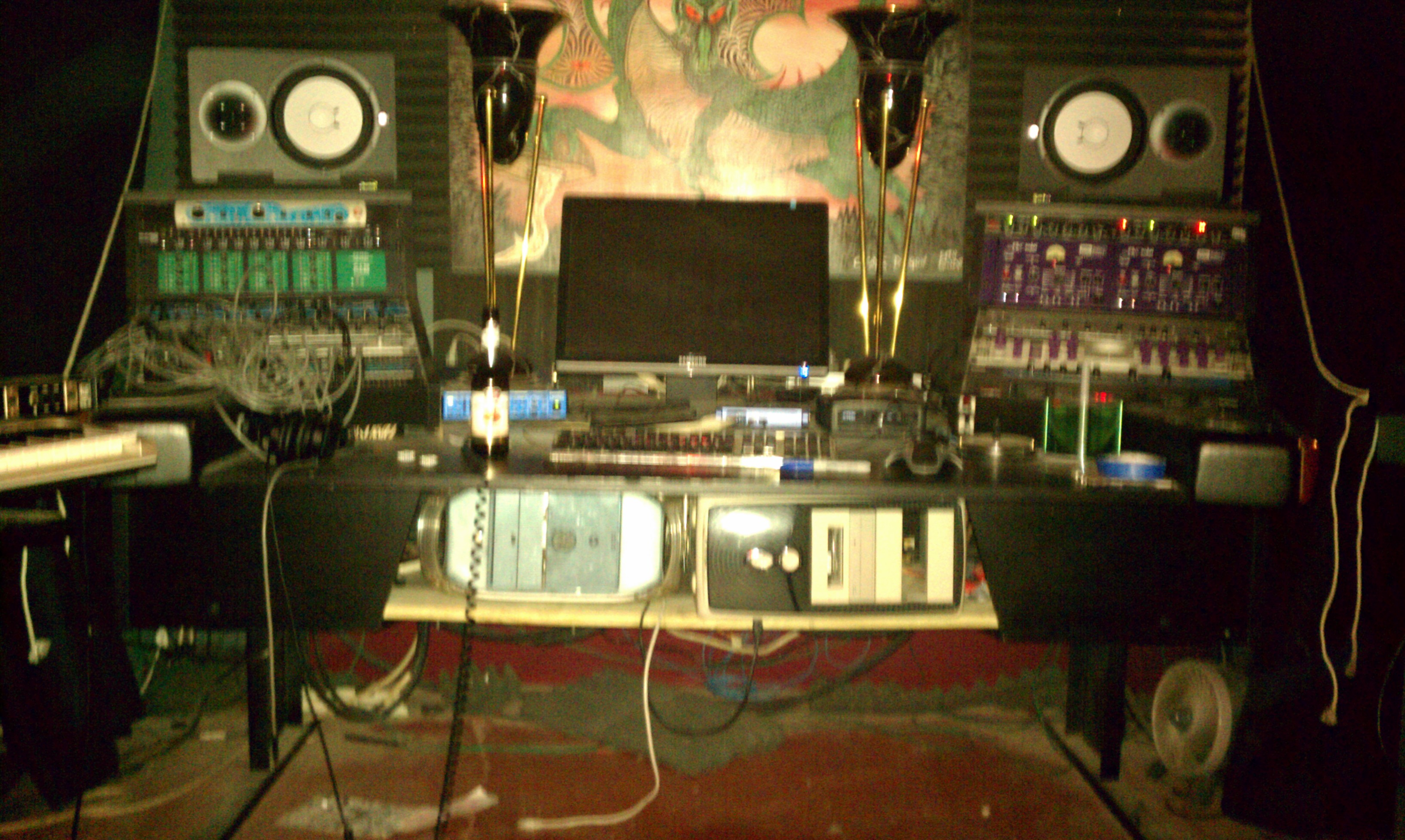 How Do I Set Vocal Room For Audio Recordings
