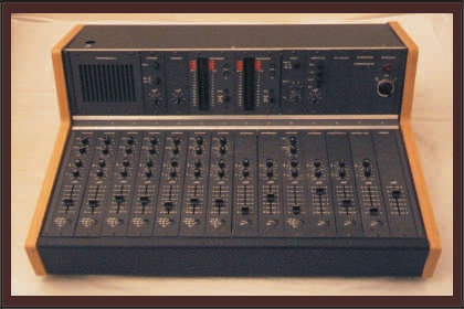 Anybody knows old Tesla mixing consoles? - Gearslutz