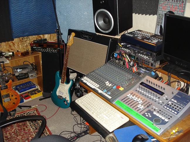 Show me your low end room studio shrunk 2 jpg. Show me your low end room   Gearslutz Pro Audio Community